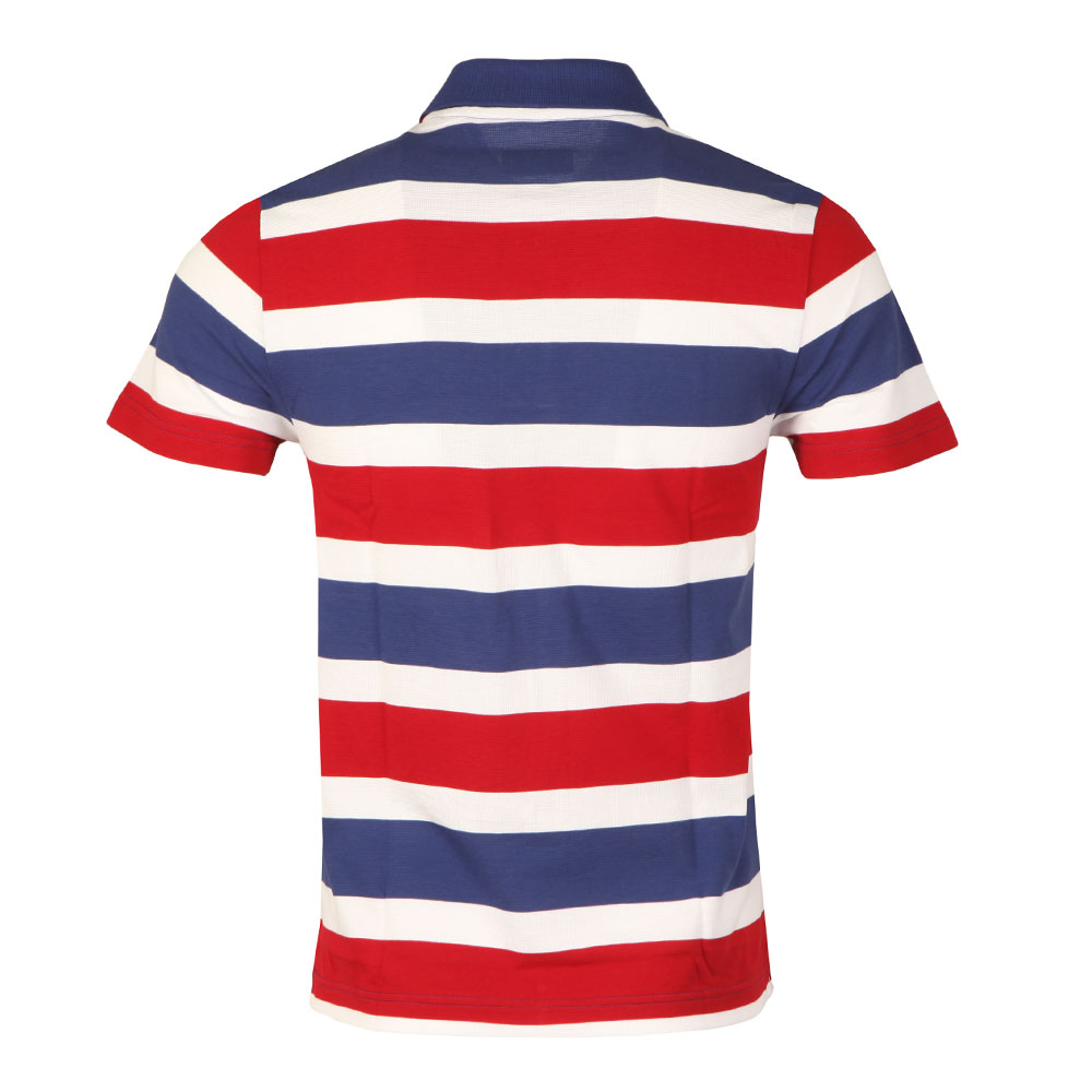 S/S YH8129 Stripe Polo main image