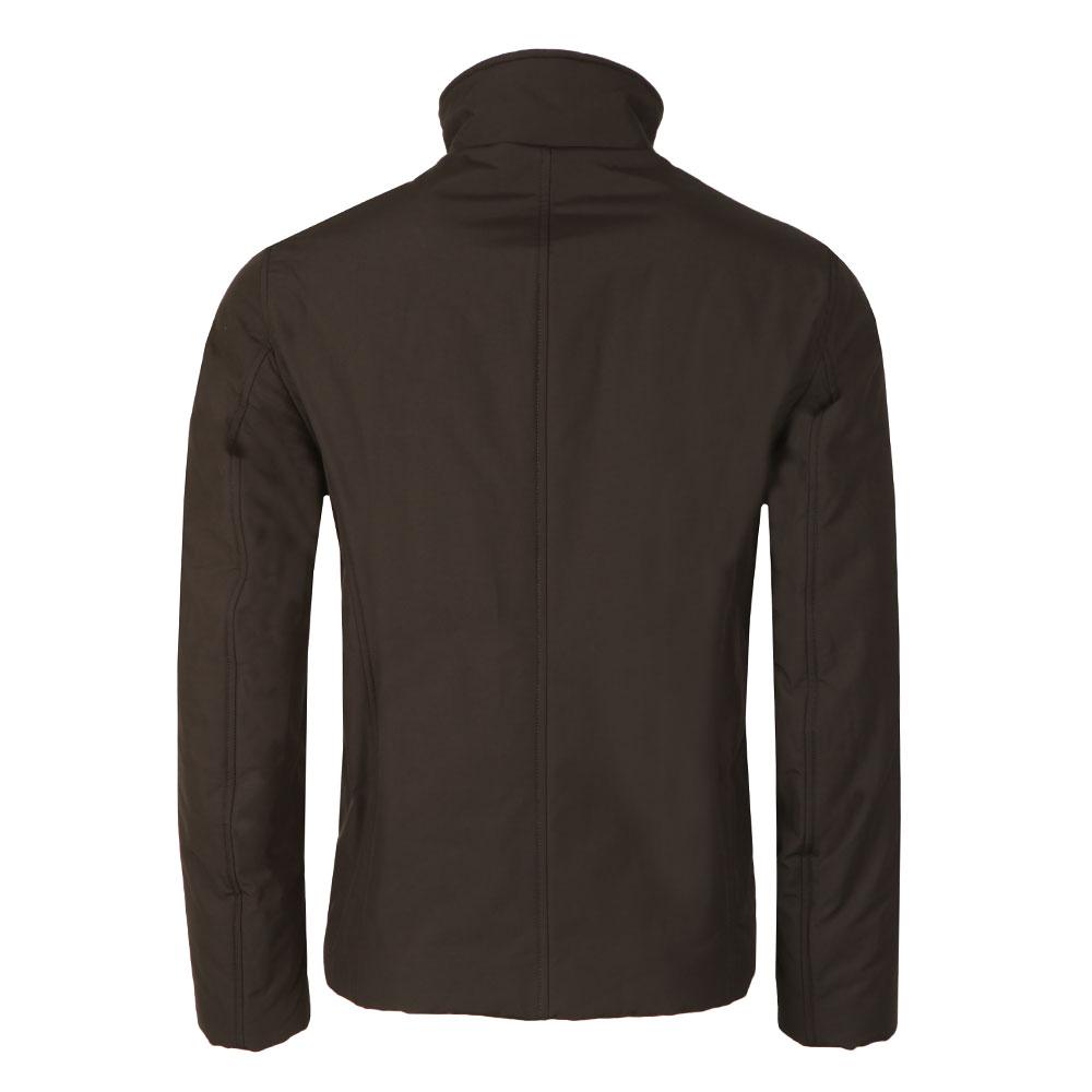 Woven Caban Jacket  main image