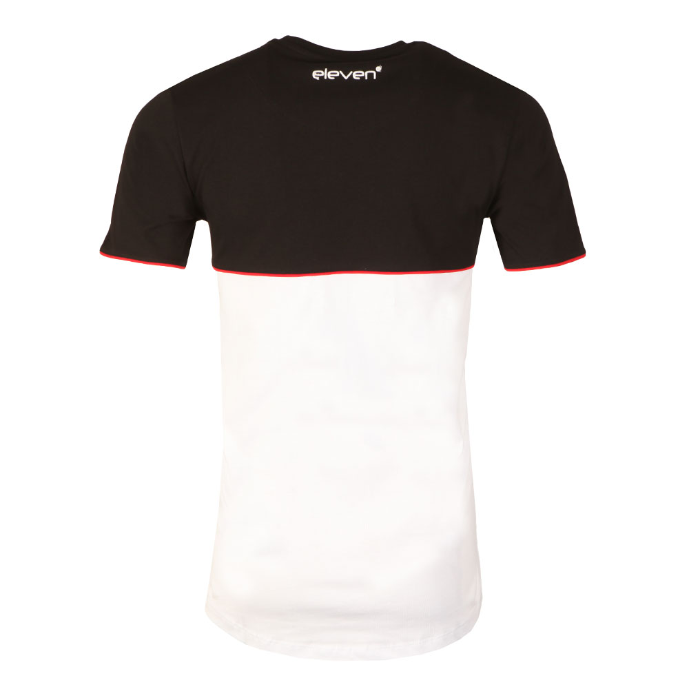 Curved Hem Cut & Sew T Shirt main image