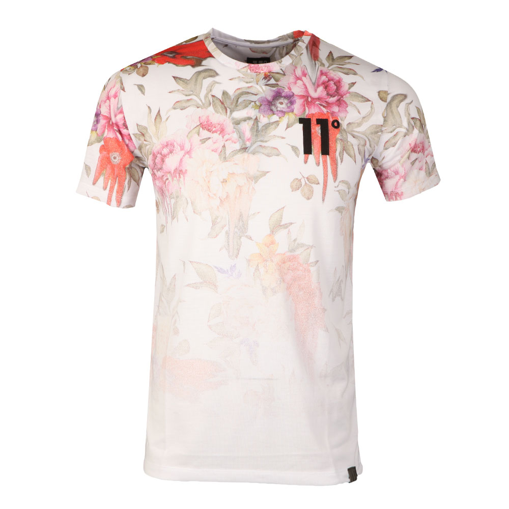 Dripping Floral Sub Tee main image
