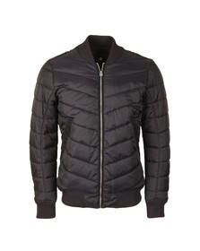 G-Star Mens Blue Meefic Bomber