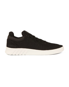 K Swiss Mens Black Aero Trainer