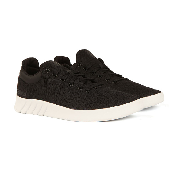 K Swiss Mens Black Aero Trainer main image