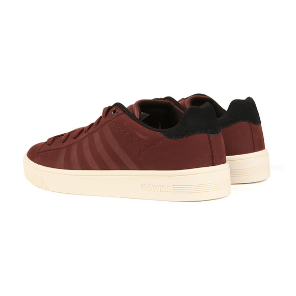 K Swiss Mens Red Court Frasco Trainer main image