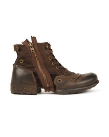 Replay Mens Brown Clutch Boot