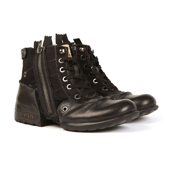 Replay Mens Black Clutch Boot main image