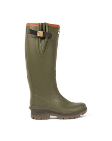 Barbour Countrywear Womens Green Tempest Wellington