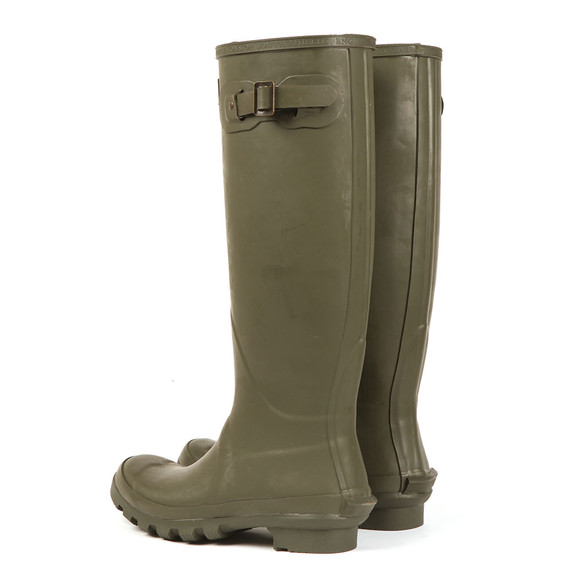 Barbour Lifestyle Womens Green Bede Wellingtons main image