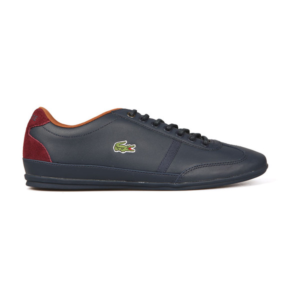 Lacoste Sport Mens Blue Misano Sport 317 Trainer main image