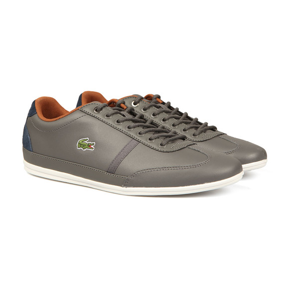 Lacoste Sport Mens Grey Misano Sport 317 Trainer main image