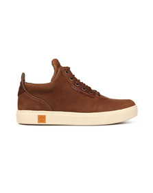Timberland Mens Brown Amherst High Top Boot