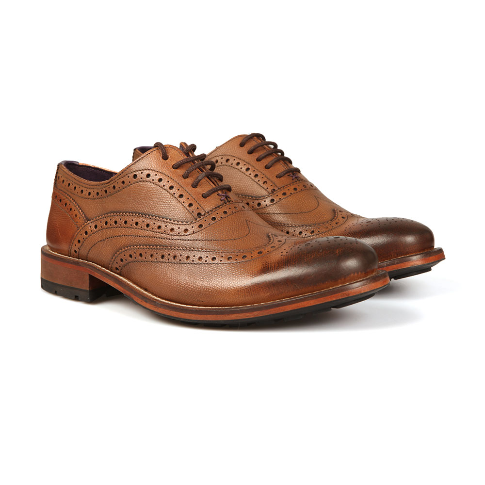 f17319624 Ted Baker Guri 8 Brogue Shoe