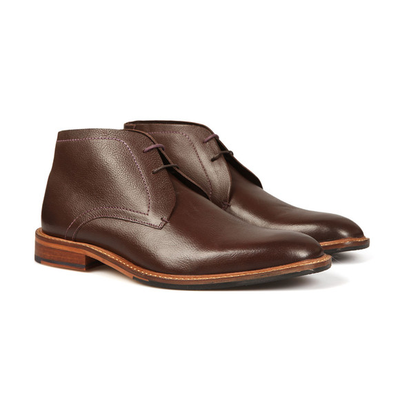 Ted Baker Mens Brown Torsdi  4 Boot main image