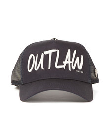 Twinzz Mens Blue Outlaw Cap