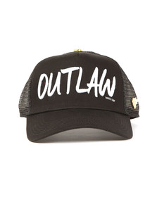 Twinzz Mens Black Outlaw Cap