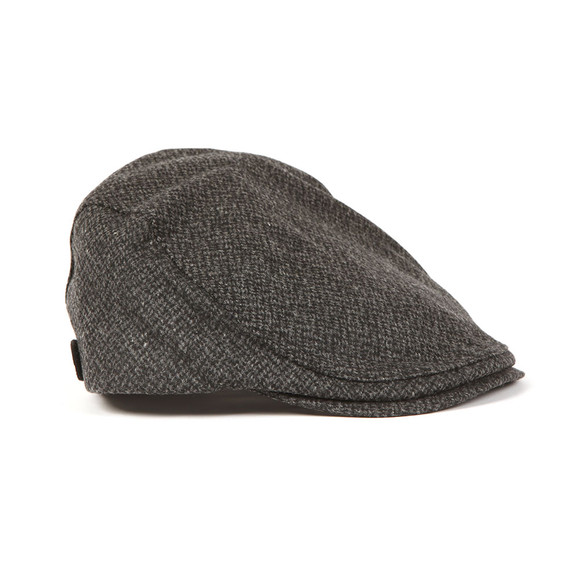 Ted Baker Mens Grey Wool Flat Cap main image