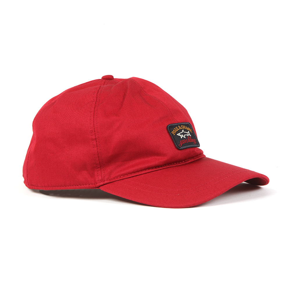 Paul   Shark Woven Logo Cap  a8bb8c111428