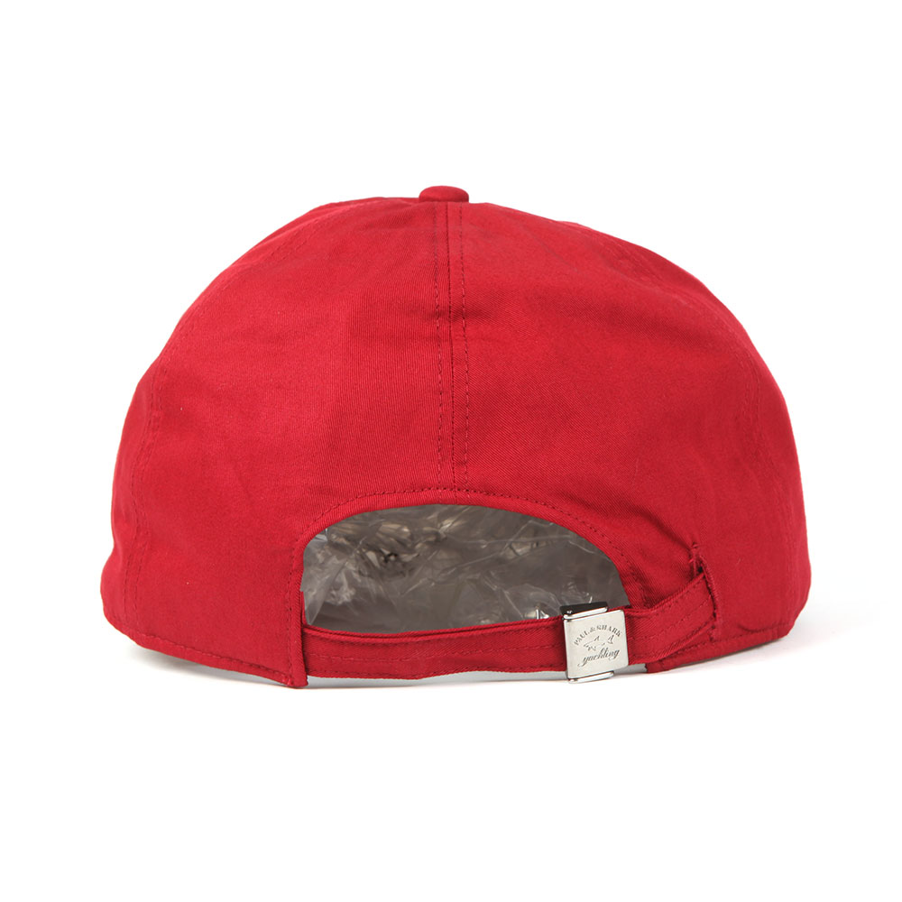 5585319ccca ... Paul   Shark Mens Red Woven Logo Cap main image