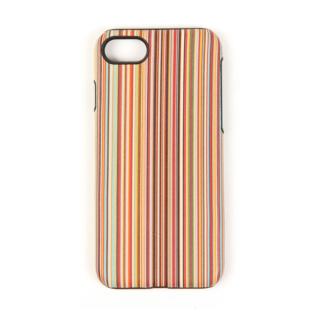 promo code af376 62aa2 Mens Multicoloured Signature Stripe Iphone 7/8 Case