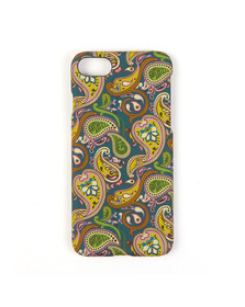 Pretty Green Unisex Vintage Paisley Paisley iPhone 7 Case