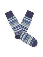 New Classic Multi Stripe Sock