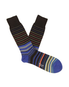 Paul Smith Mens Multicoloured Stripe Socks