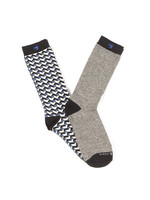 Classic Sock With Pattern