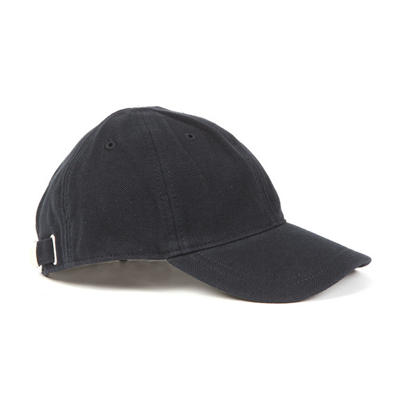 Fred Perry Mens Blue Pique Classic Cap main image