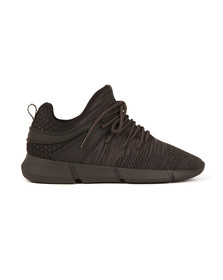 Cortica Mens Black Infinity 1 317 Knit Trainer