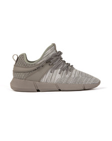 Cortica Mens Grey Infinity 1 317 Knit Trainer