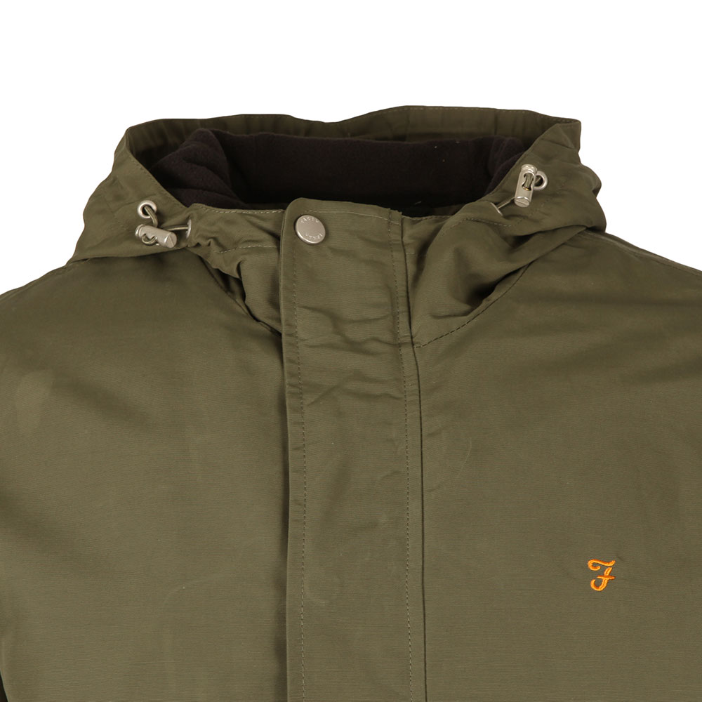 Lonsbury Zip Hooded Jacket main image
