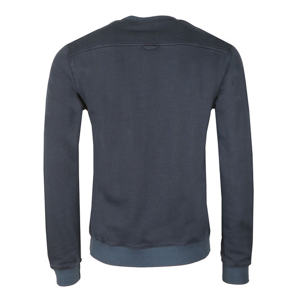 Farah Mens Blue Pickwell Sweat main image