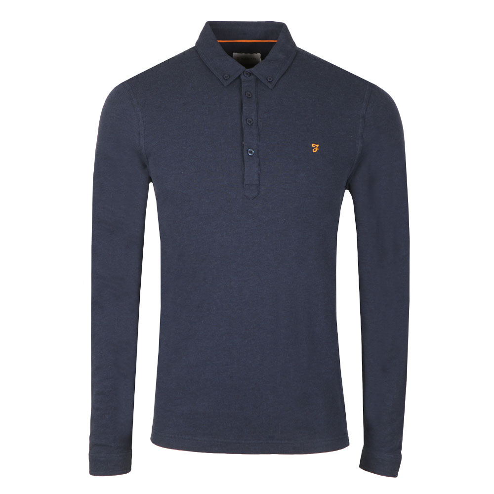 Merriweather L/S Polo Shirt main image
