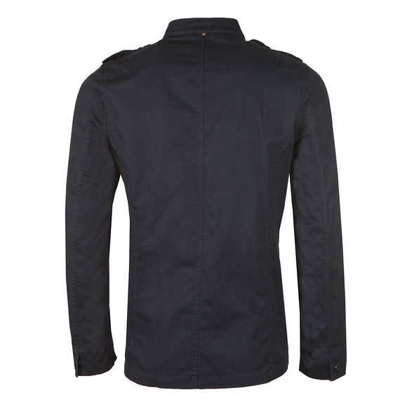 Pretty Green Mens Blue Langford Jacket main image