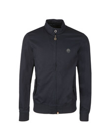 Pretty Green Mens Blue Newton Jacket