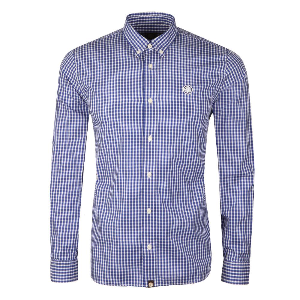 L/S Francis Gingham Shirt main image