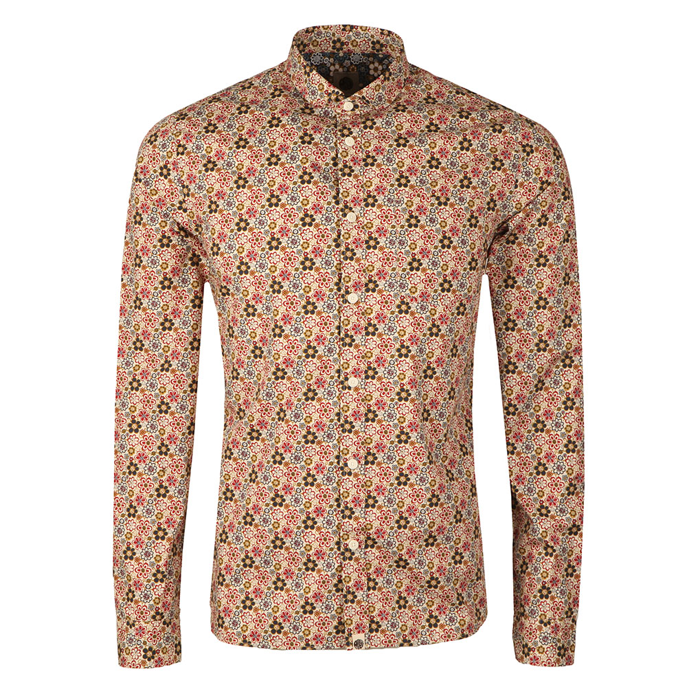 L/S Floral Manor Shirt main image