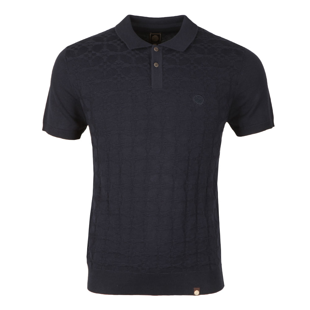 Knitted Jacquard Polo main image