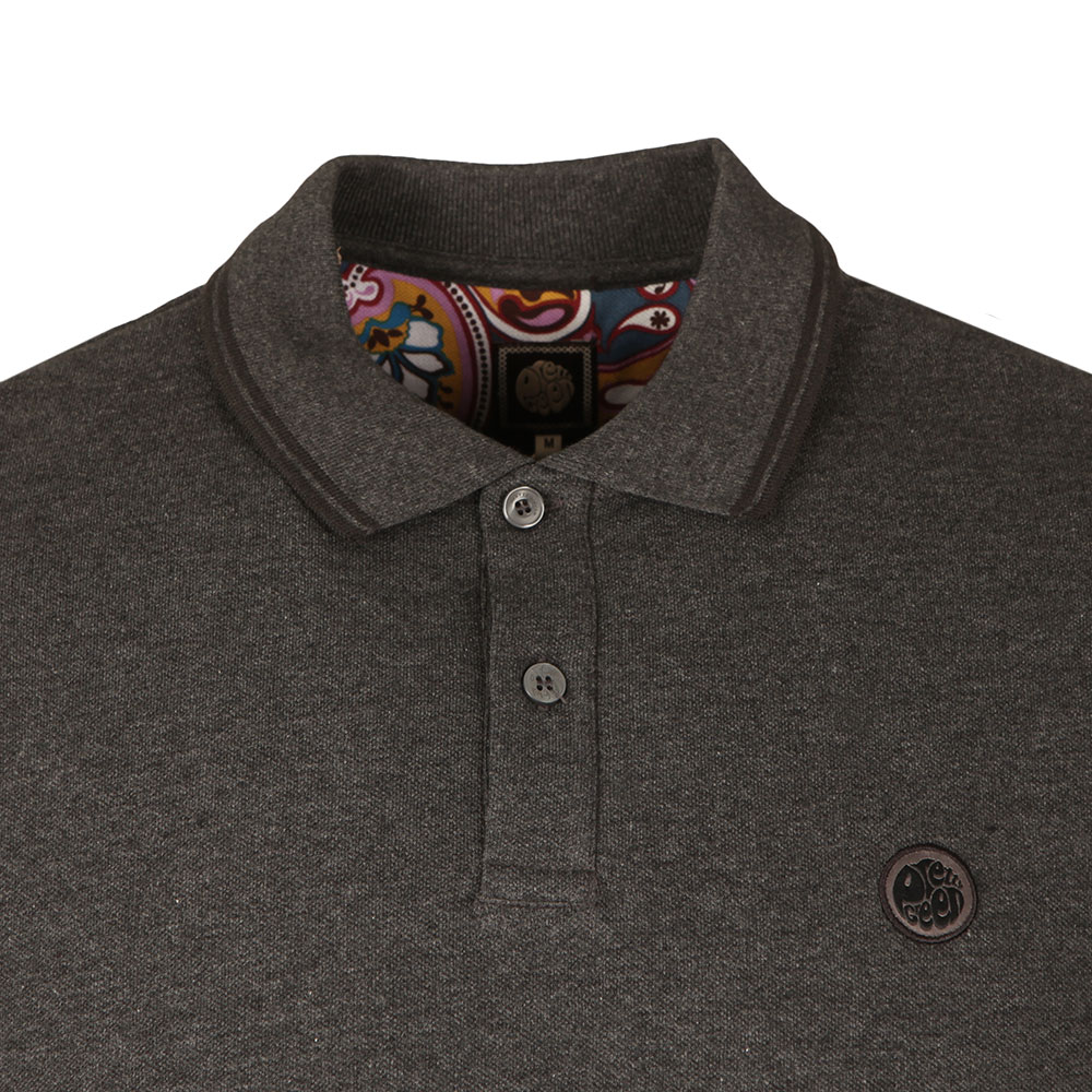 S/S Barton Tipped Polo main image