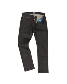 Pretty Green Mens Blue Errwood Selvedge Jean