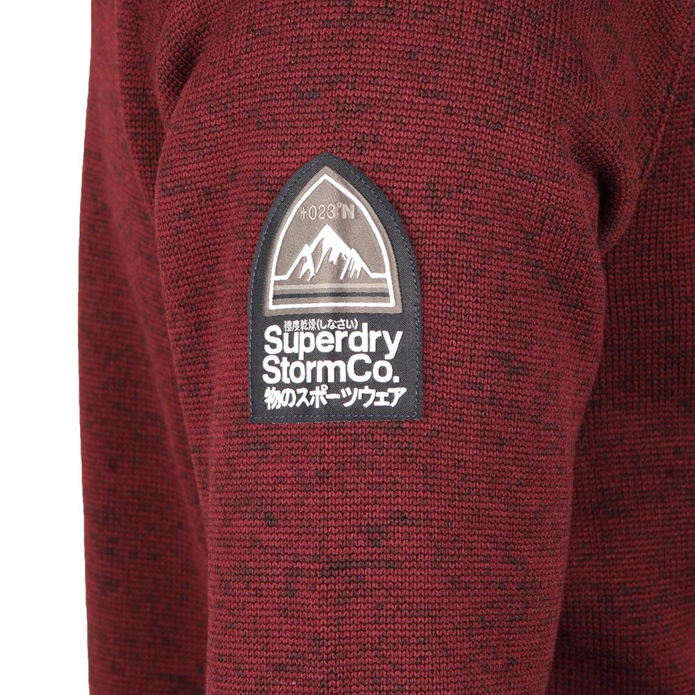 Storm Double Zip Hood main image