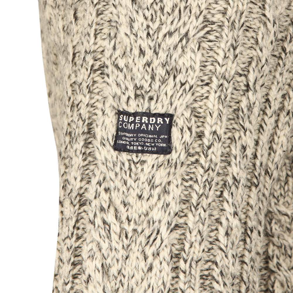 Jacob Heritage Crew Jumper main image