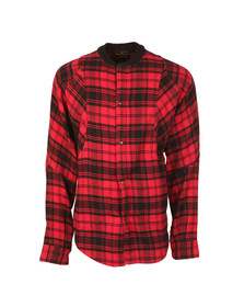 Vivienne Westwood Anglomania Mens Red Pierpoint Shirt