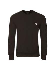 Paul Smith Mens Black Zebra Sweatshirt