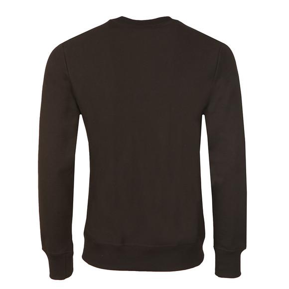Paul Smith Mens Black Zebra Sweatshirt main image
