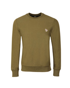 Paul Smith Mens Green Zebra Sweatshirt