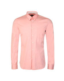 Paul Smith Mens Pink L/S Tailored Shirt
