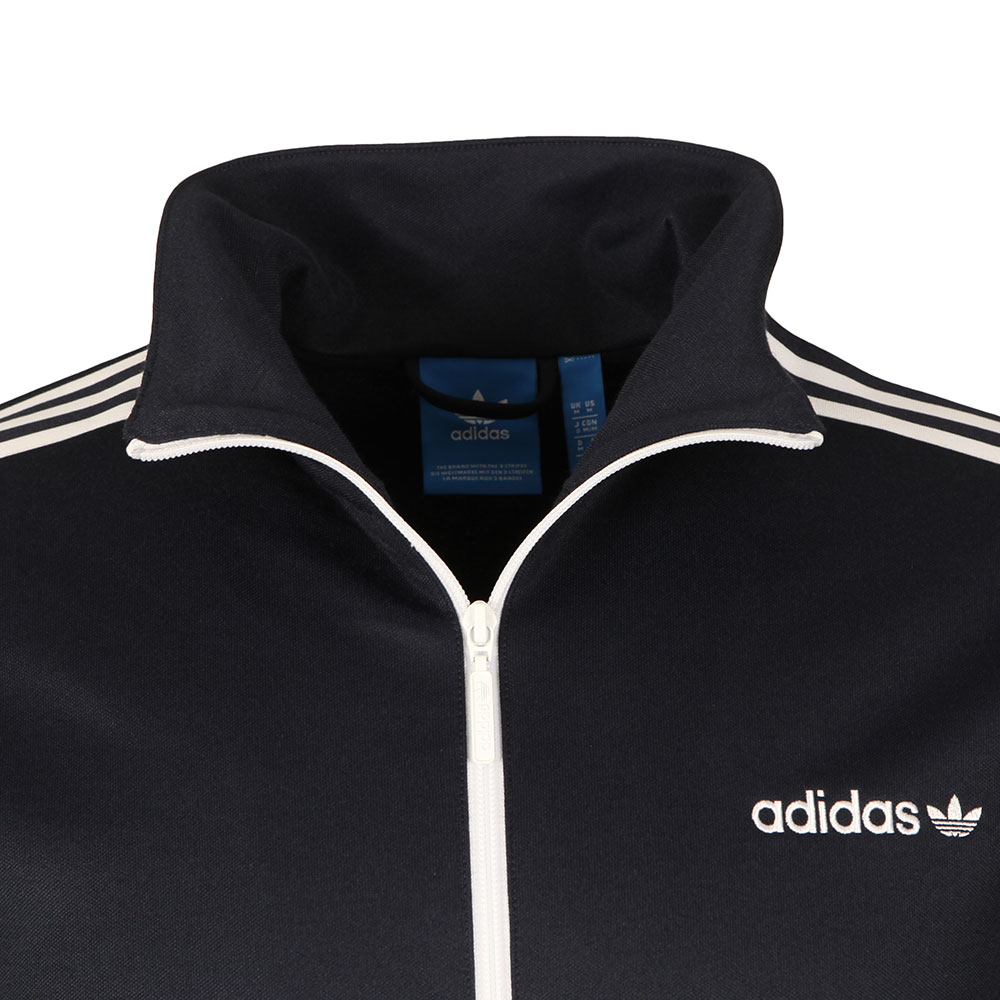 Mens Blue Beckenbauer Track Jacket