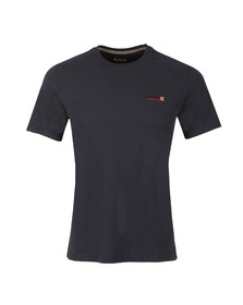Barbour International Mens Blue S/S Indicator Tee