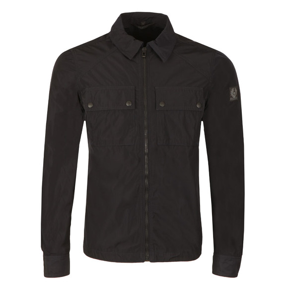 Belstaff Mens Blue Shawbury Overshirt main image